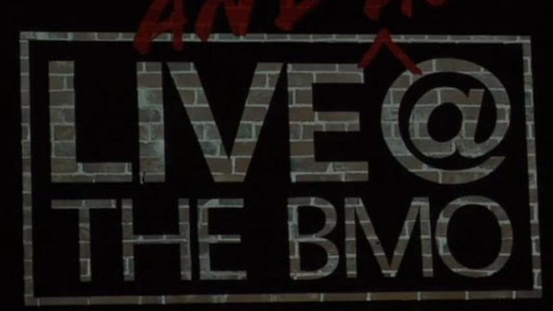 Mike Biggar Alive and Alone at BMO Theatre