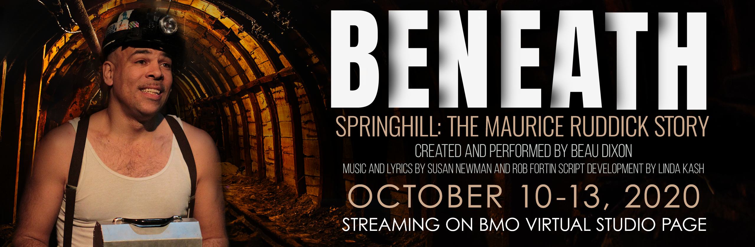 BENEATH SPRINGHILL: THE MAURICE RUDDICK STORY